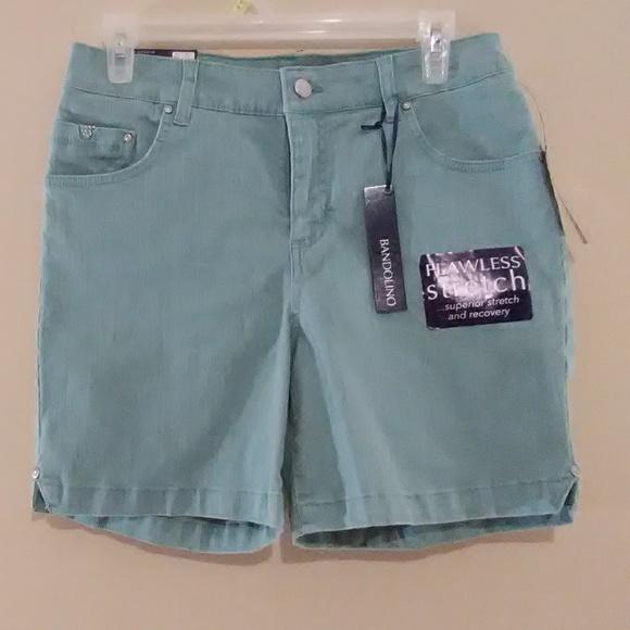 Bandolino Pants - Bandolino Mandie Shorts
